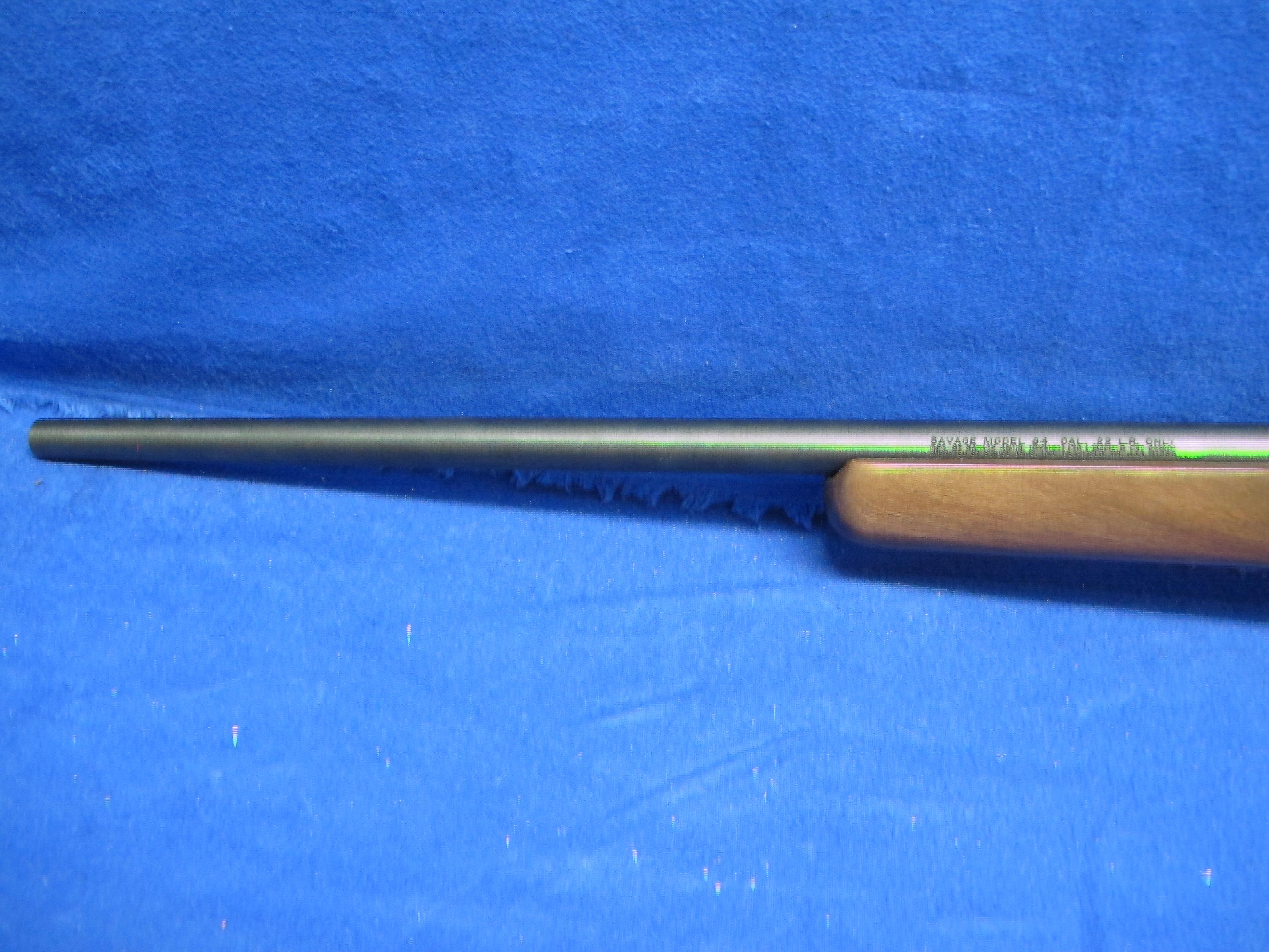 Savage 64 .22LR Semi Auto Rifle-img-1