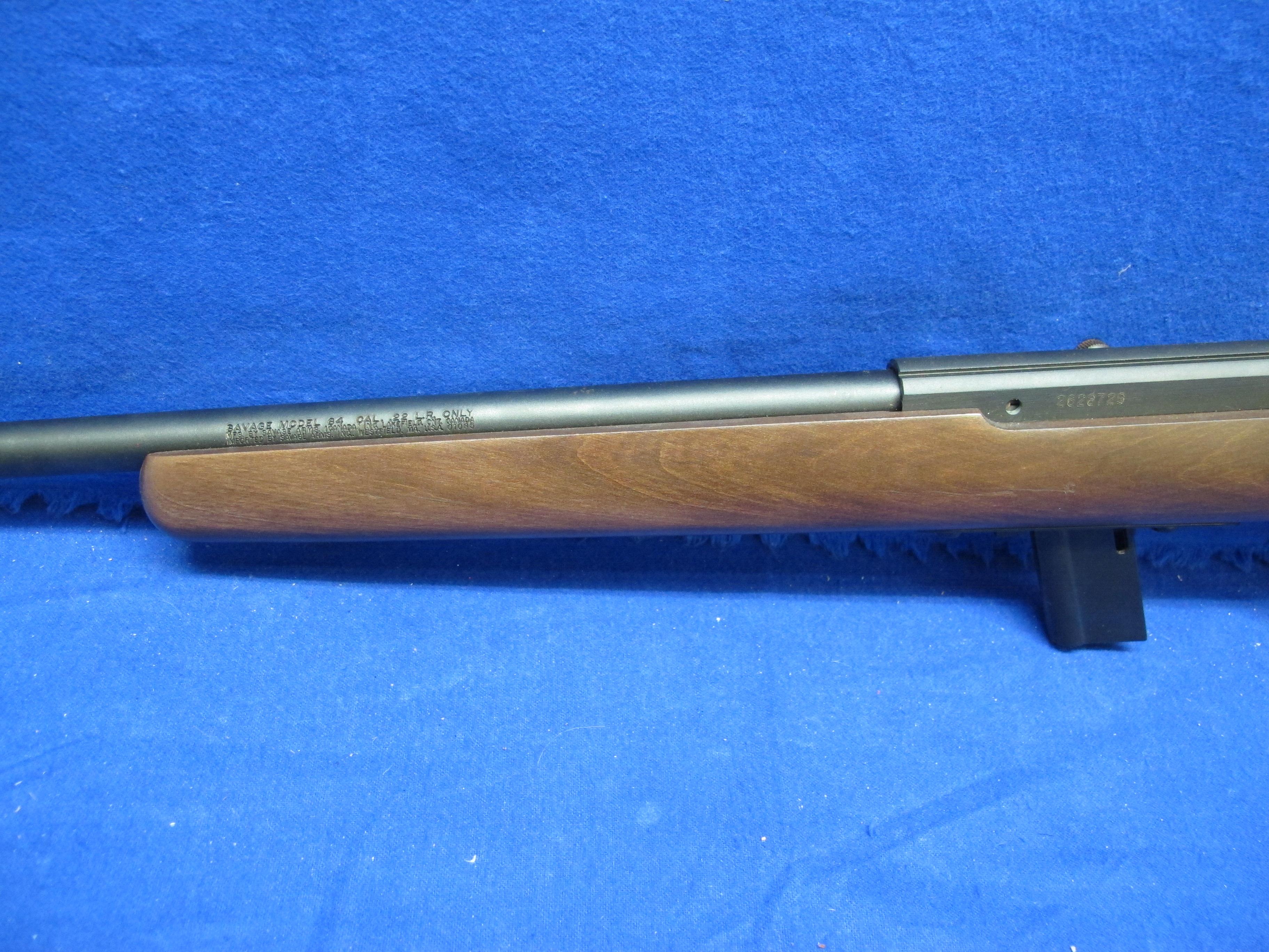 Savage 64 .22LR Semi Auto Rifle-img-2