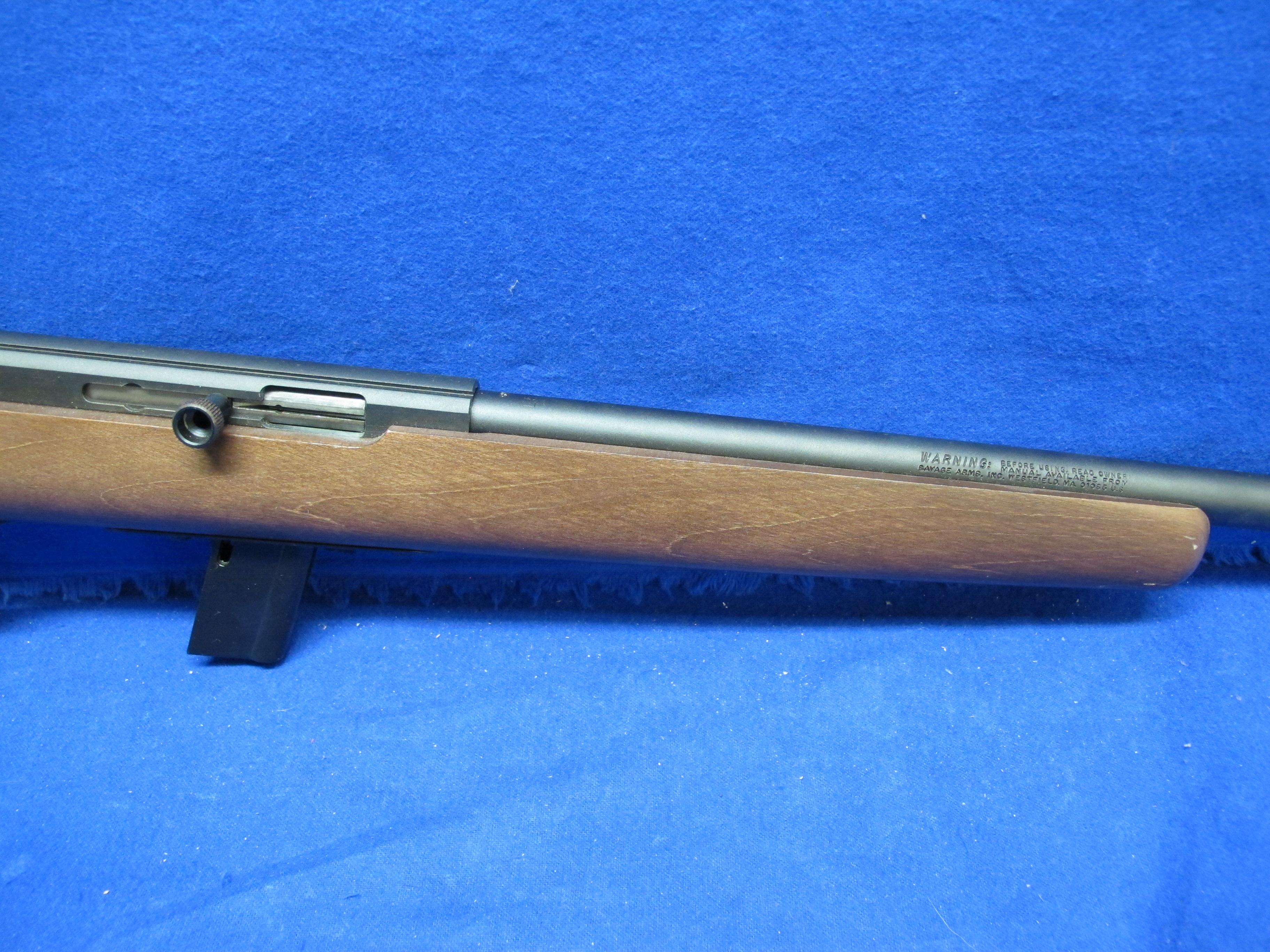 Savage 64 .22LR Semi Auto Rifle-img-7